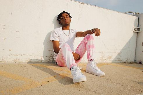 Khalil pink pants.jpg