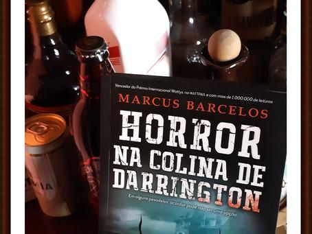 Indicando: Horror na Colina de Darrington - Marcus Barcelos