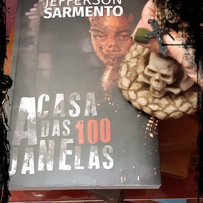 A Casa das 100 Janelas -    Indicação de leitura