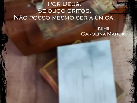 Indicando: NiHil - Carolina Mancini