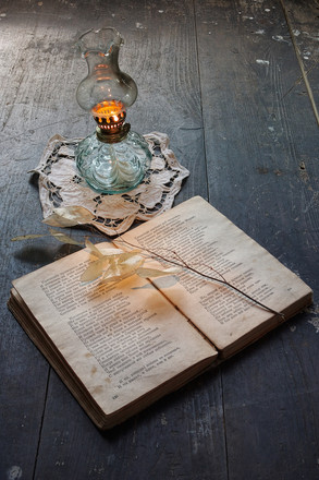 A Prayer for Poets