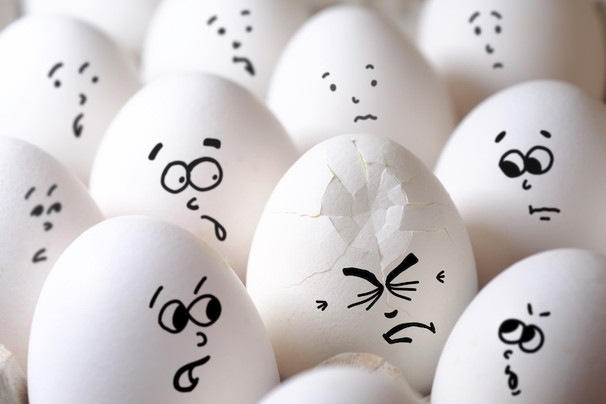 Curious Expressions: Good Egg or Bad?
