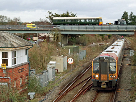 Class 117 DMBS Delivered for Project Wareham