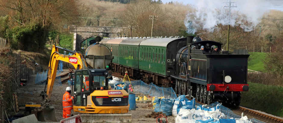 Carriage Shed Appeal Passes £10,000 Mark