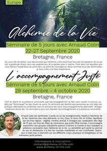 Séminaires Bretagne 2020