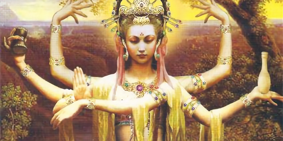 Yoga Vinyasa • Danser l'énergie de Vie • Six Fours Les Plages