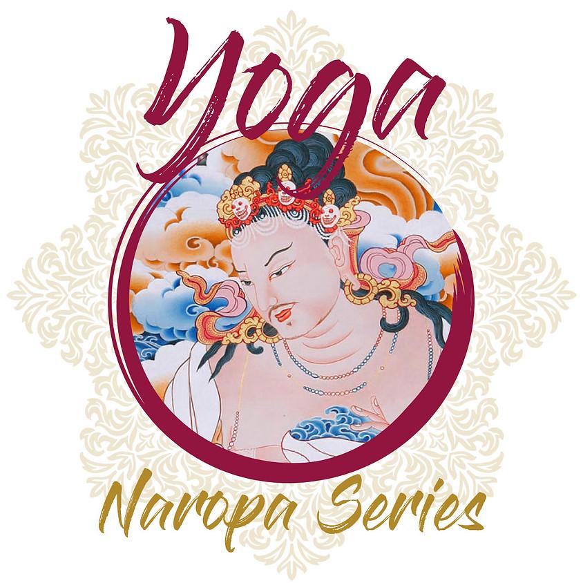 Yoga • Naropa series • Bali