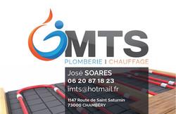 Carte de visite Chambéry