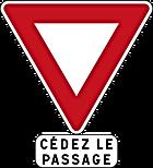 Panneau routier, panneau de signalisation