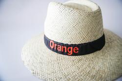 Chapeau personnalisé