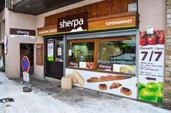 Enseigne Sherpa