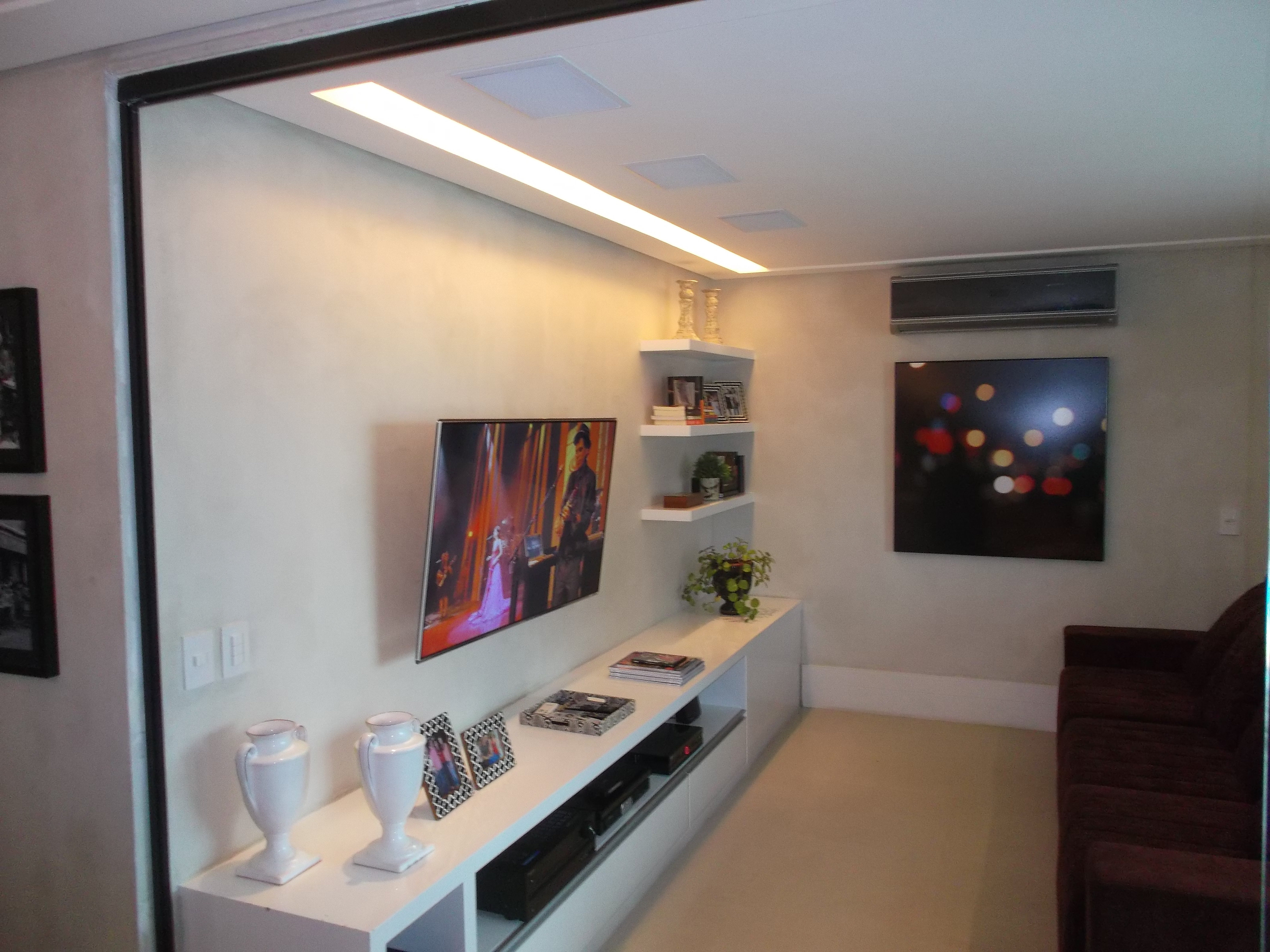 Gabriel Miranda | Home Theater Para O Living Room. Part 93