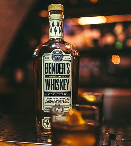 Bender's 8-Year-Old Corn Whiskey