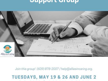 Virtual Job Search Group