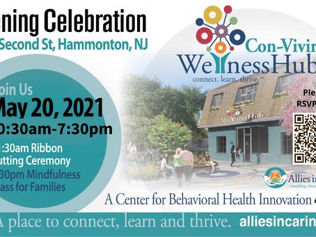 Save the Date! Con-Vivir Wellness Hub Opening Celebration