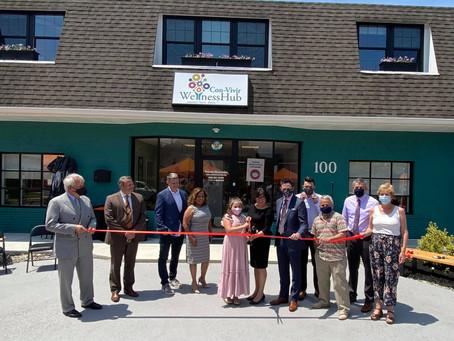 Con-Vivir Wellness Hub welcomed