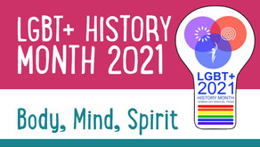 Let's celebrate the history and achievements of the LGBTQ+ community together!