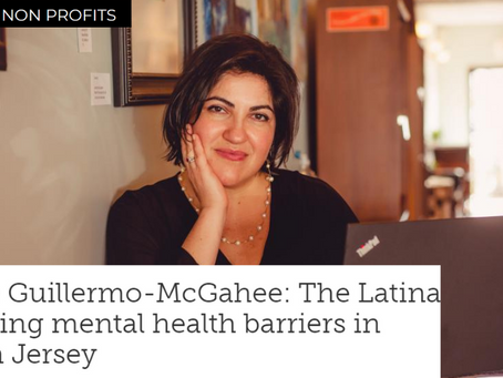 Ivette Guillermo-McGahee: The Latina breaking mental health barriers in South Jersey
