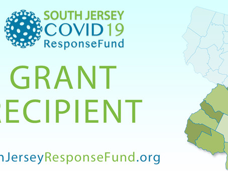 AIC receives grant from the Community Foundation of South Jersey (CFSJ)'s COVID-19 Response Fund