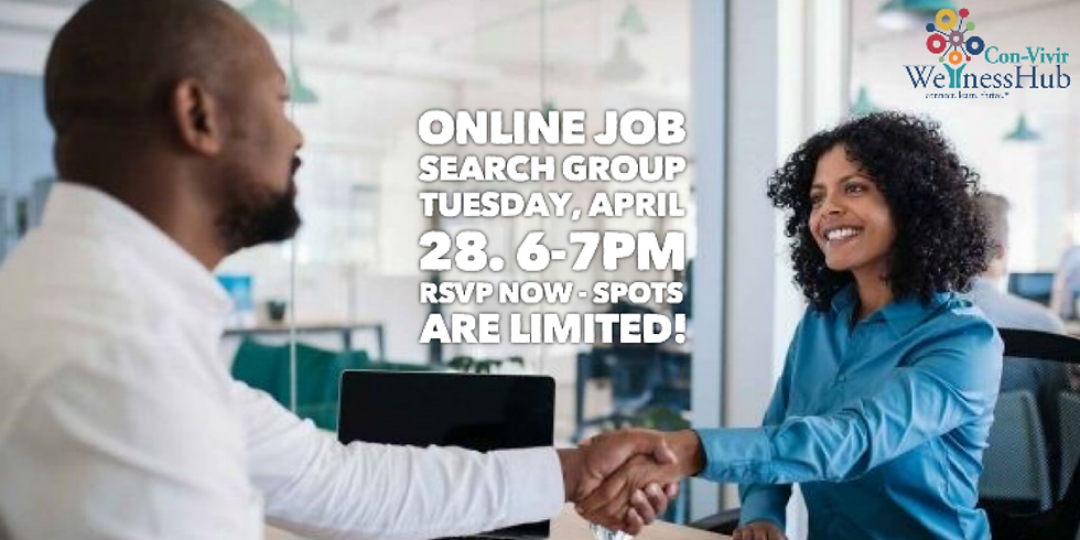 Virtual Unemployment and Job Search Group