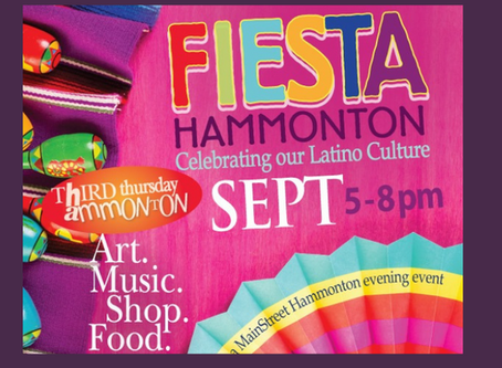 Are you Ready for a Fiesta? You Are Invited to Celebrate with Us Our Latino Culture!