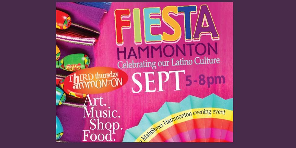 Fiesta Hammonton at Downtown Hammonton