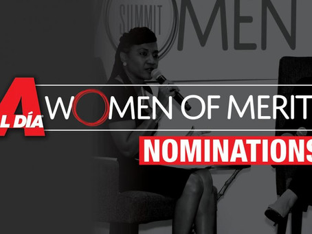 Ivette Guillermo has been nominated as one of the 2021 AL DÍA Women of Merit!