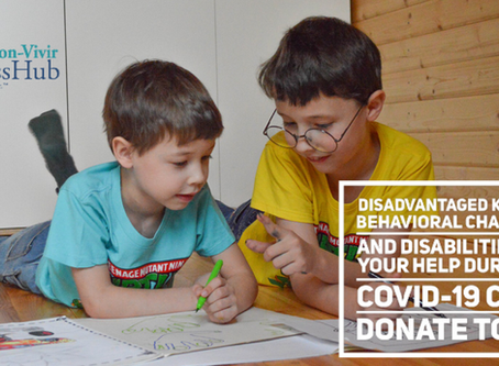 Helping Kids Amid COVID-19