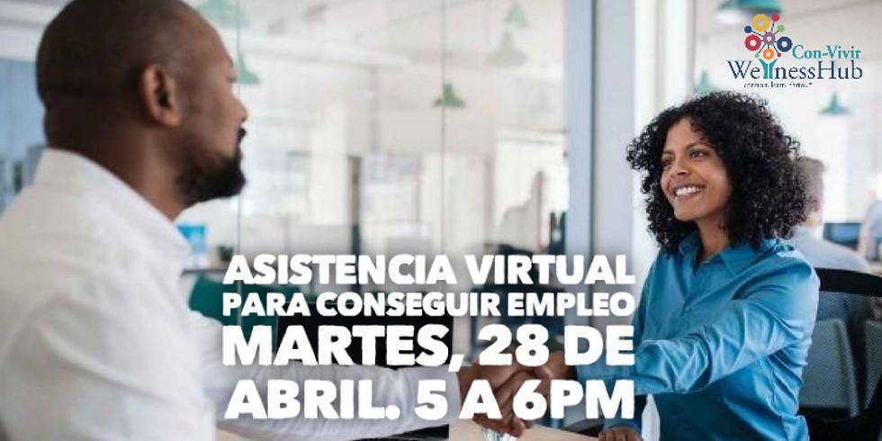 Asistencia Virtual para el Desempleo y la Búsqueda de Trabajo