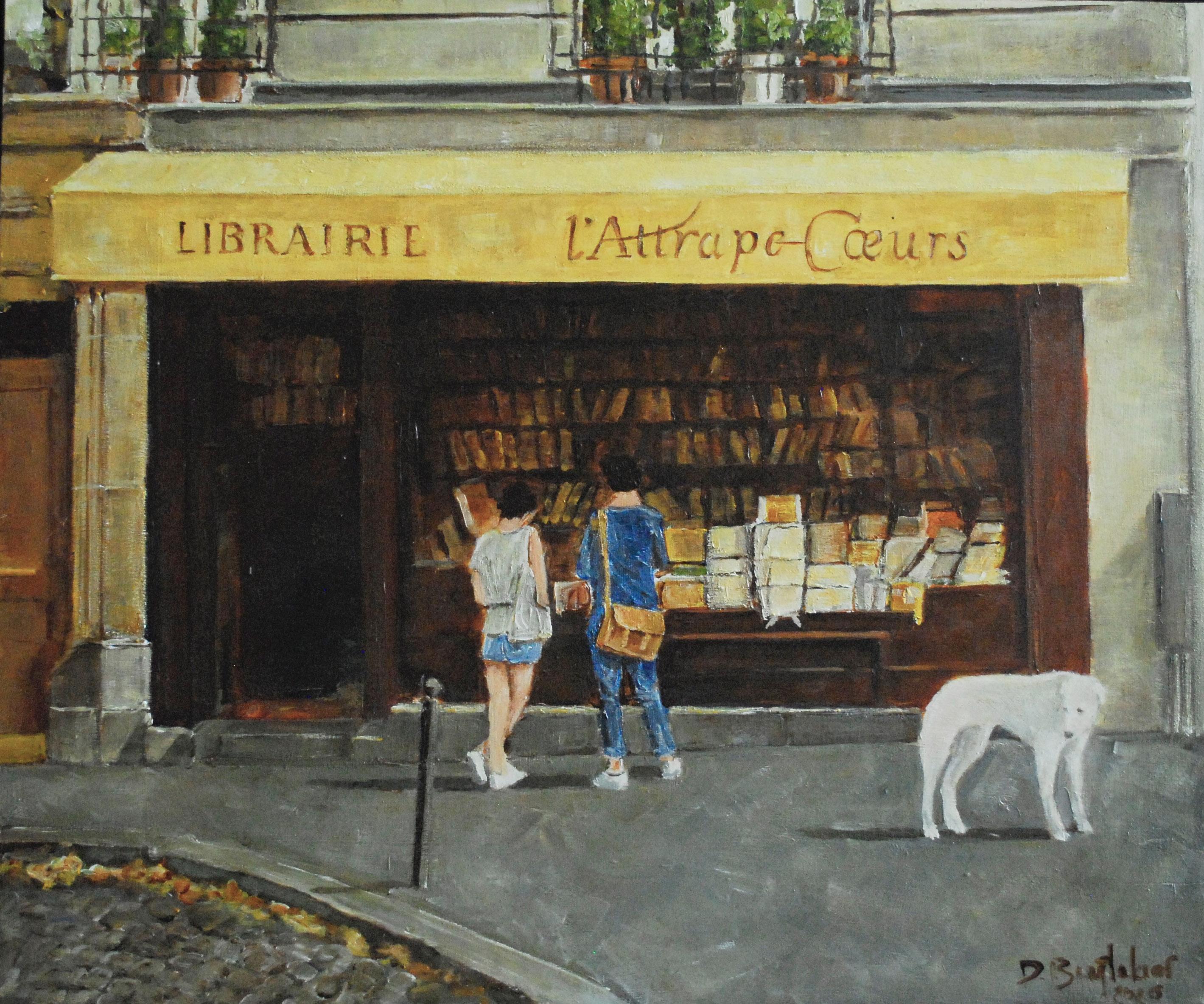 librairie l'Atrappe coeurs