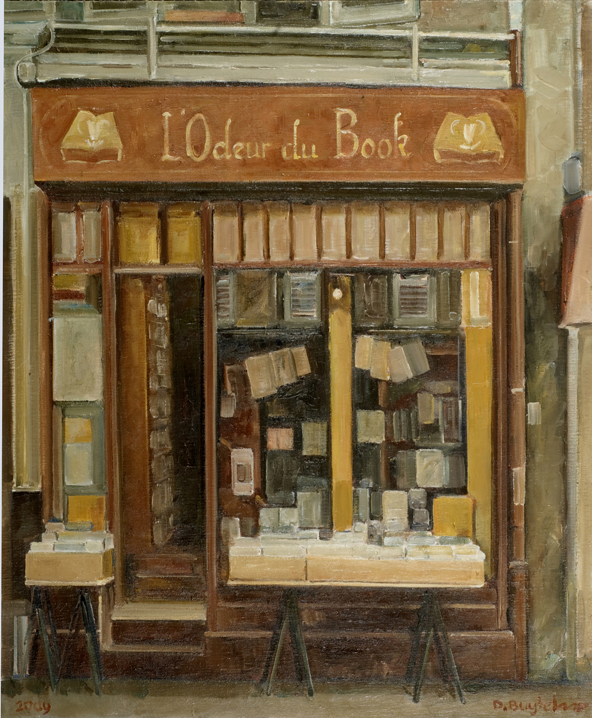 """2009 """" L'Odeur du Book """".jpg"""
