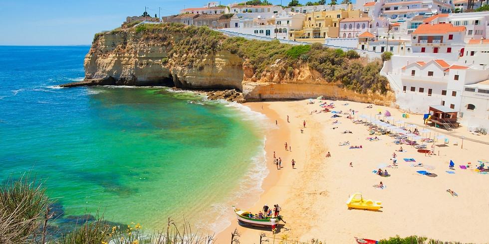 Rainbow Retreat - Algarve, Portugal - Sept 12 to 17, 2022