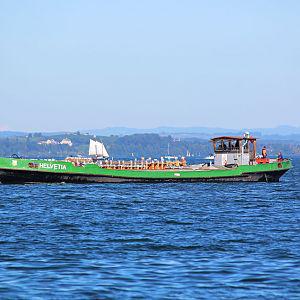 Feuerwerkschiff