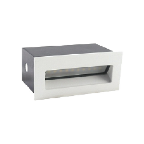 OUTDOOR STEP LIGHT  LED RECTANGULAR S