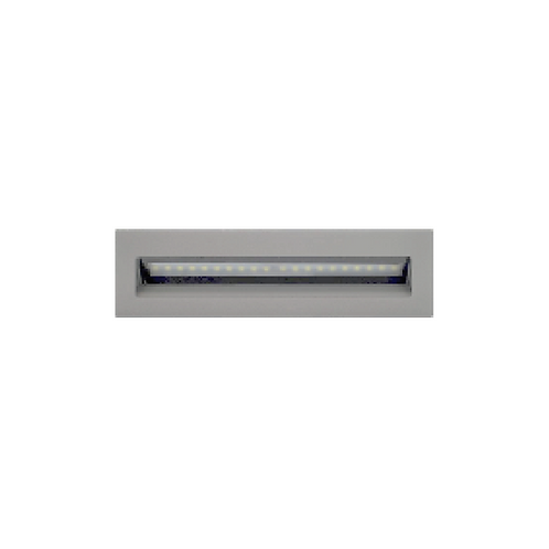OUTDOOR STEP LIGHT  LED RECTANGULAR M