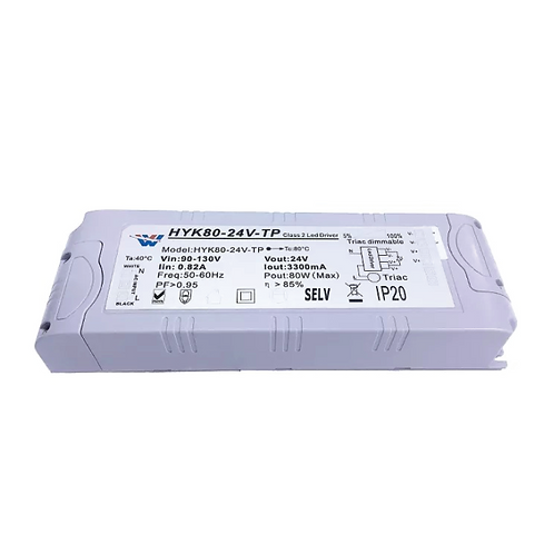 ACCESORIES PROFILE 24V LED DRIVER