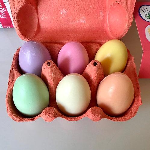 Фрагонар набор мыла яйца