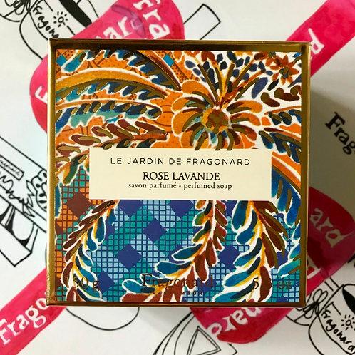 Fragonard Rose Lavande мыло