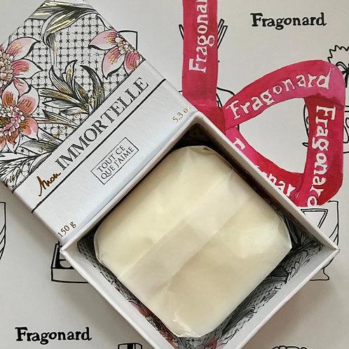 Fragonard Mon Immortelle мыло