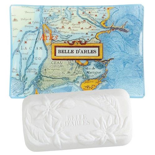 Belle d'Arles Fragonard мыло и мыльница