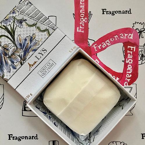 Fragonard Mon Lys мыло
