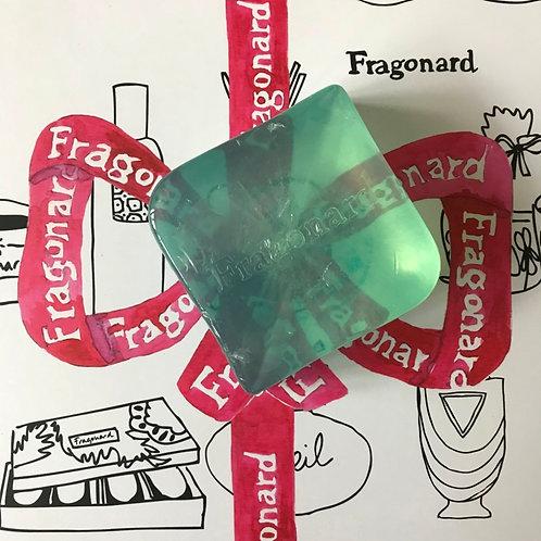 Глицериновое мыло Cedre Fragonard