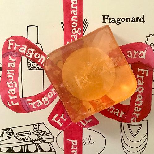 Fragonard Fleur d'oranger Глицериновое мыло