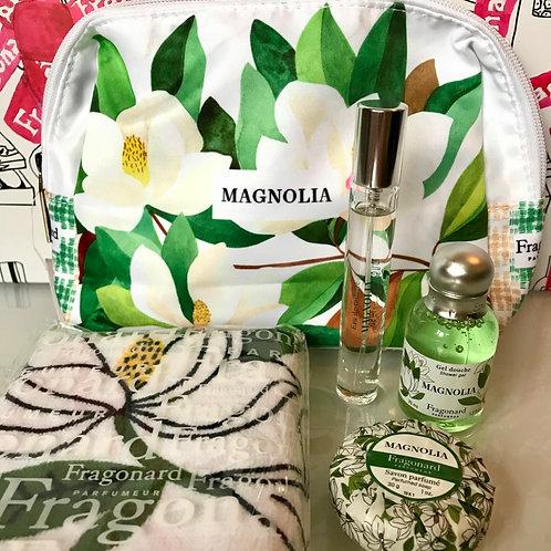 Fragonard Magnolia дорожный набор