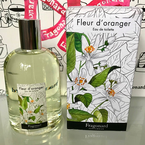 Fragonard Fleur d'Oranger Цветок апельсина Фрагонар Флёр де оранж