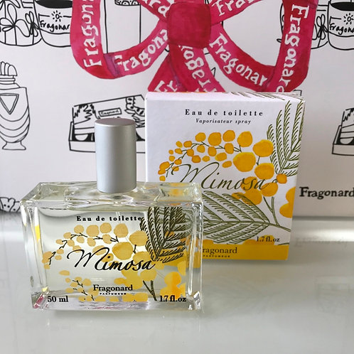 Fragonard Mimosa Фрагонар Мимоза