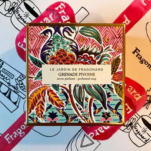 Fragonard Grenade Pivoine мыло