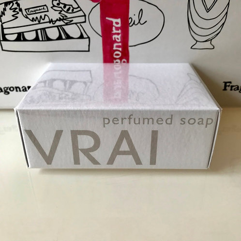 Fragonard VRAI мыло