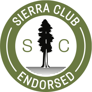 Sierra Club Endorsement Seal