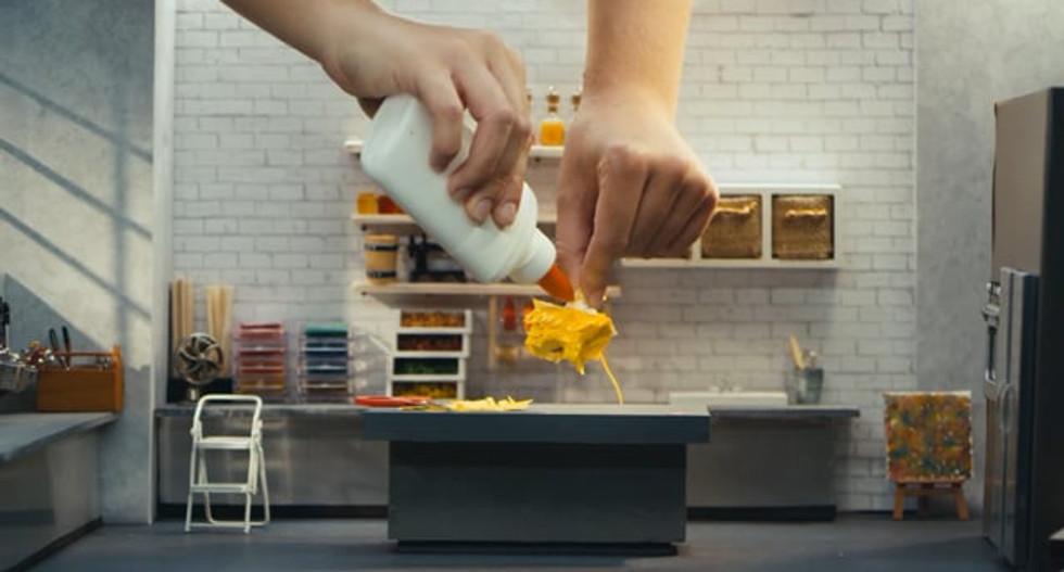 M&M's DIY Tiny Piñata